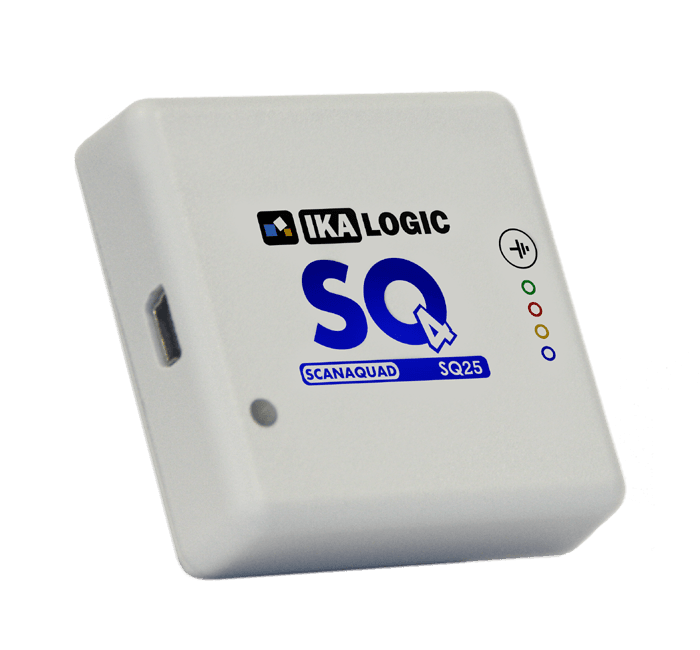 SQ25 Logic Analyzer