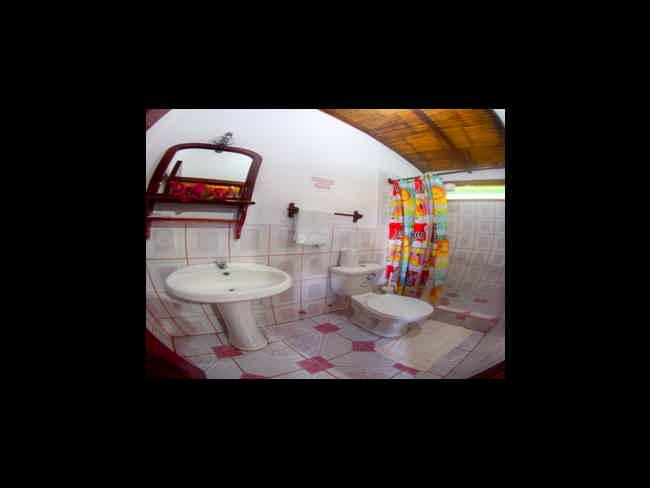 Hosteria Isramar-Olon
