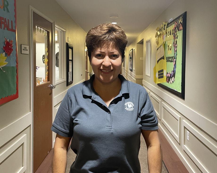 Ms. Eva , Assistant Preschool Pathways Teacher