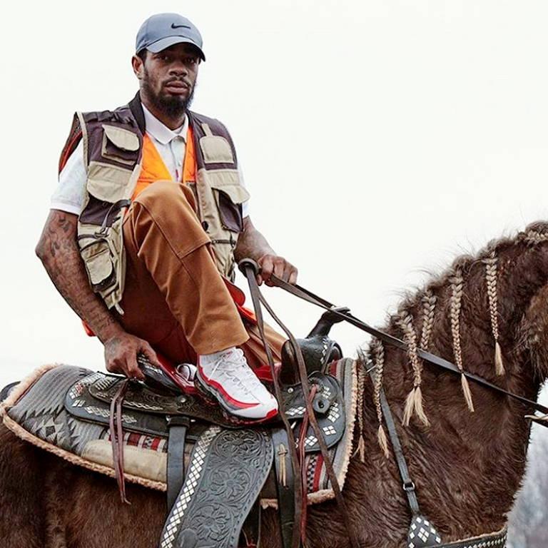 Fletcher Street Stables rider on horseback