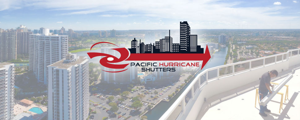 Pacific Hurricane Shutters