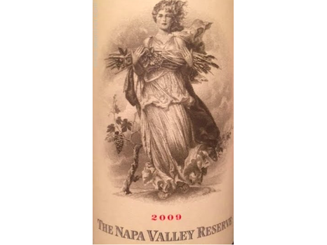 Case of The Napa Valley Reserve 2009 Blend