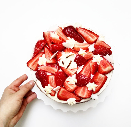 Red Velvet Cake (торт Красный Бархат)