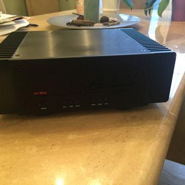 AHB2 black stereo amplfier