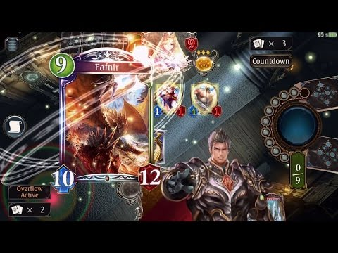 best collectible card games android