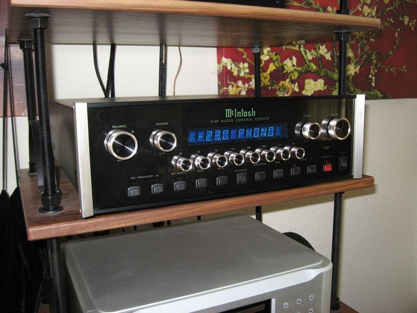 McIntosh C46  Pre-Amplifier EXCELLENT CONDITION