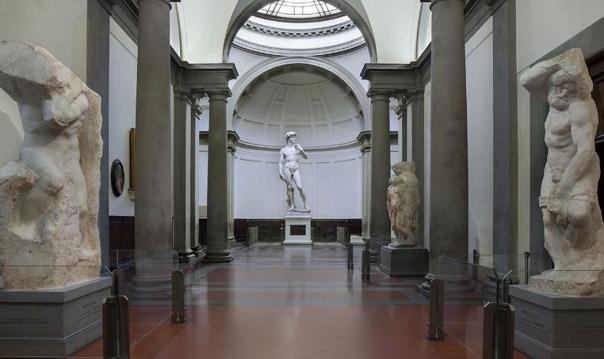 Флоренция: входной билет по времени к «Давиду» Микеланджело