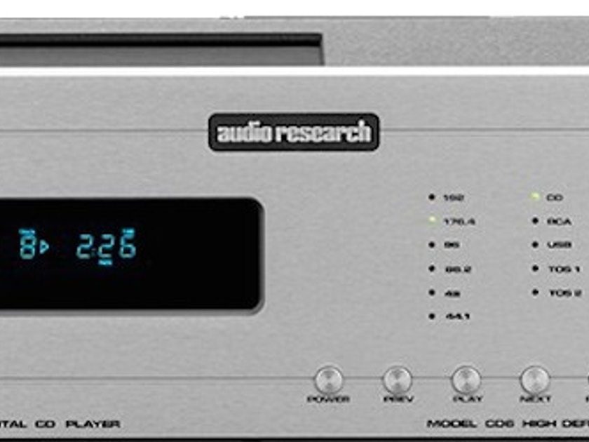 Audio Research Ref CD 9 CD Player