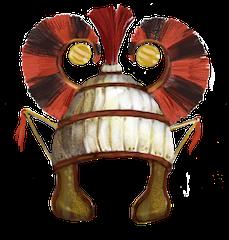 Boar's Tusk Helmet