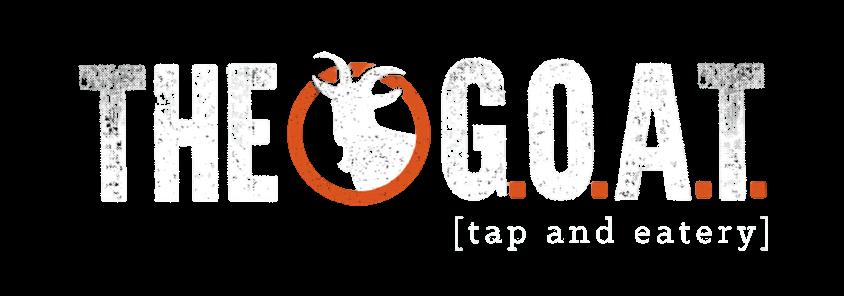 Logo - The GOAT Tap & Eatery - Belle River