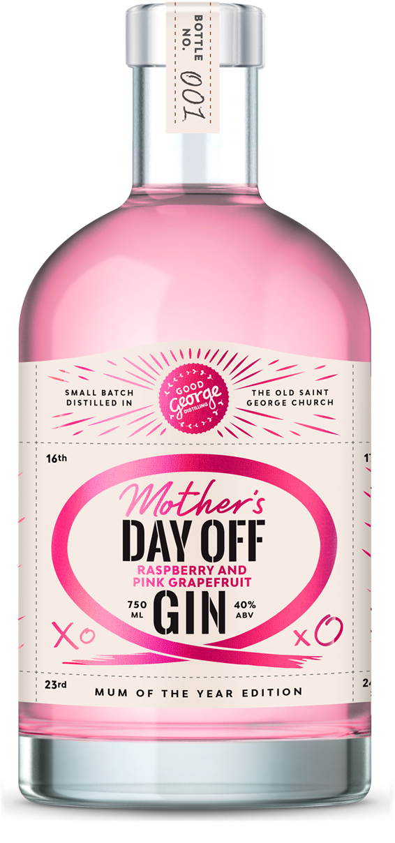 Good George Mother's Day Off Gin