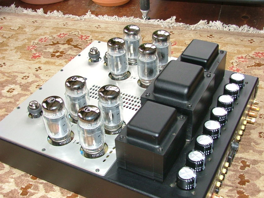 Audio Research VS 115 w/Upgraded Tube Complement Power Amplifier