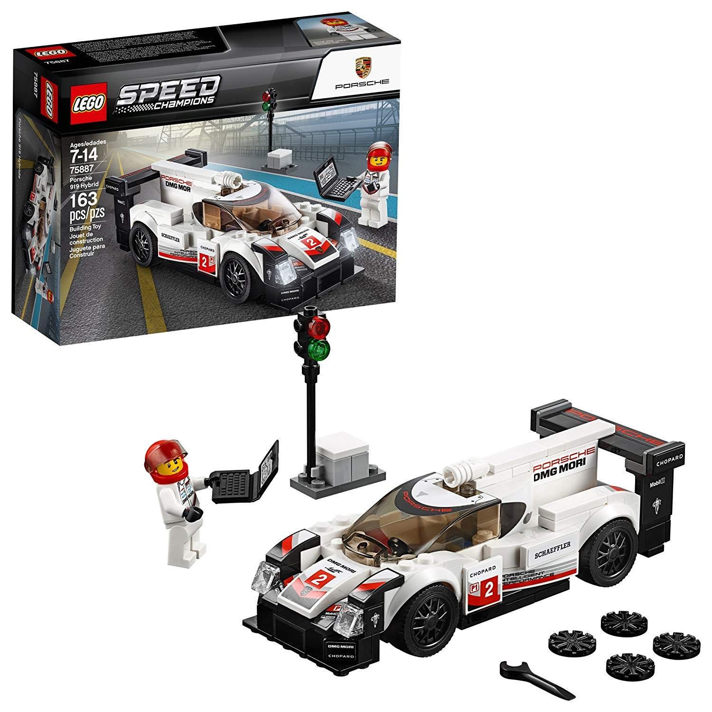 LEGO 75887: Porsche 919 Hybrid