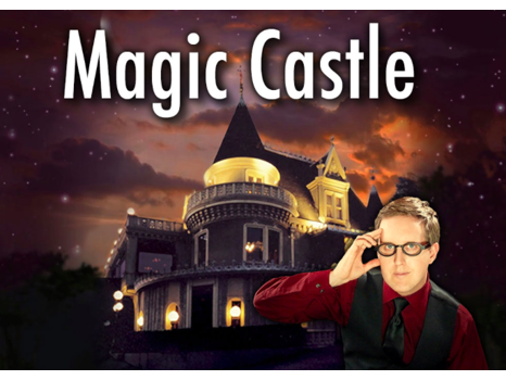 Entry for Four to the Magic Castle in Los Angeles