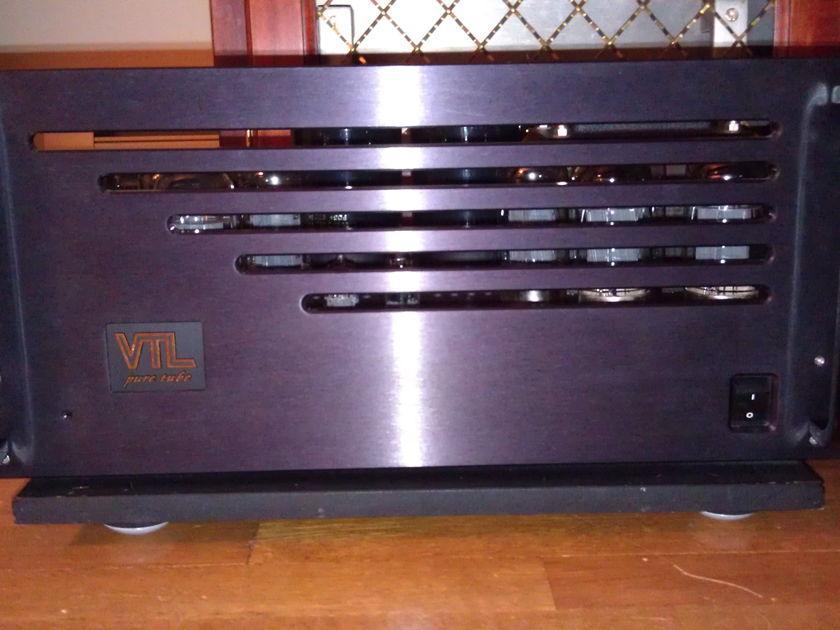 VTL MB250 Signature Triode Mono Blocks ...250 Tube Power Watts per Amp