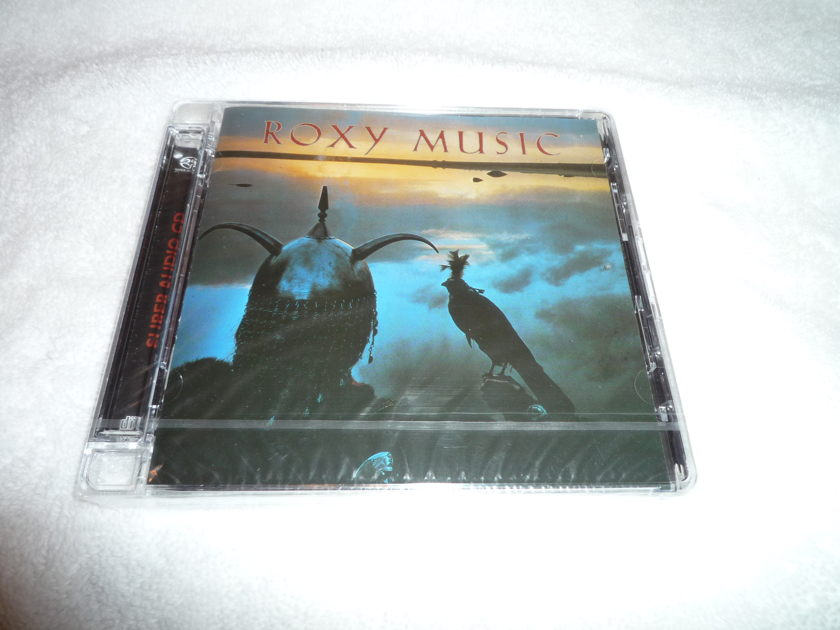 Roxy Music - Avalon Multi-channel & Stereo