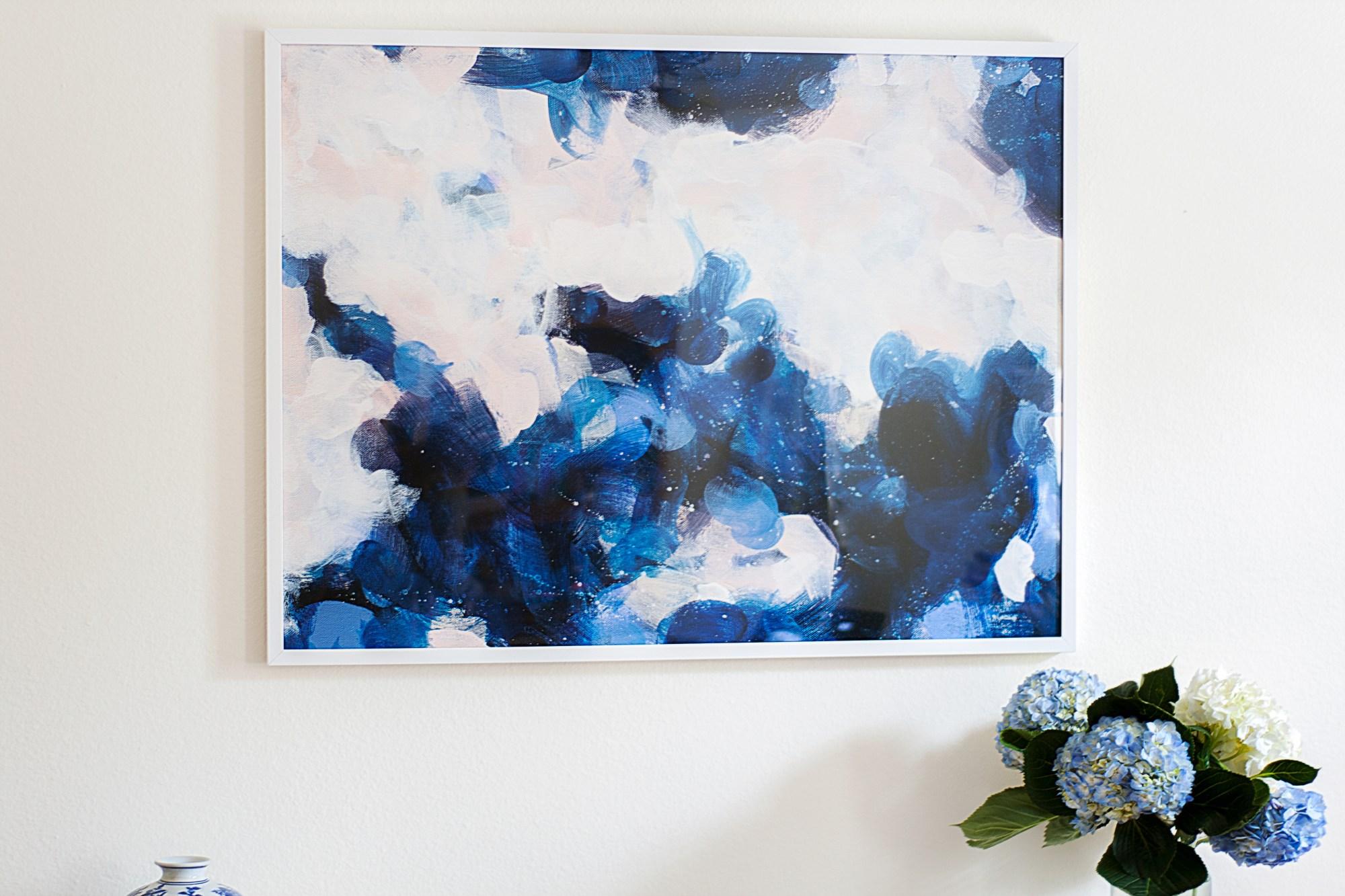Large scale art via Parima Studio #minted