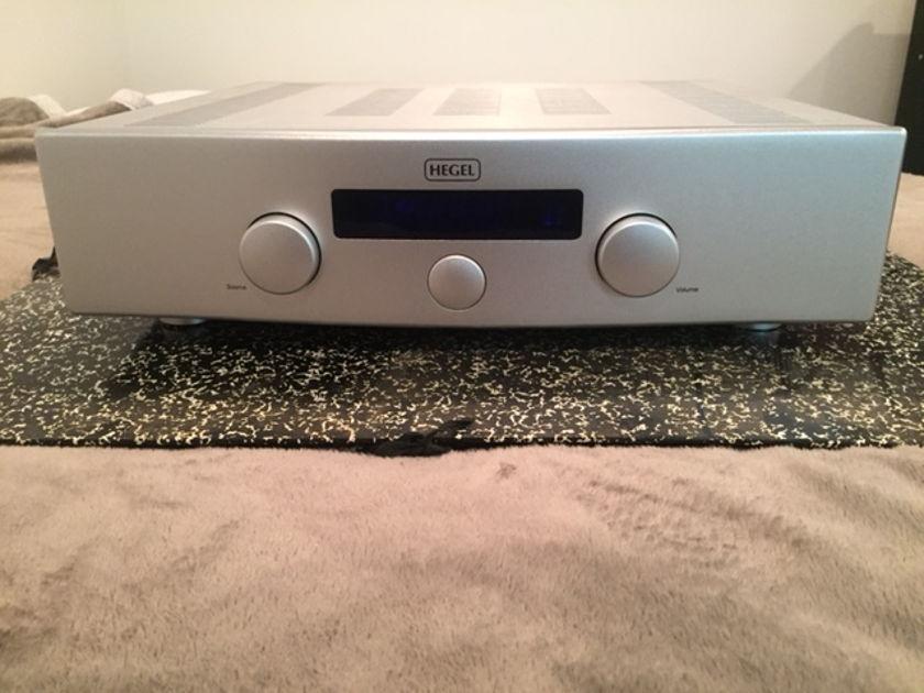 Hegel H100 Integrated Amplifier