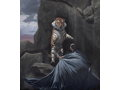 """Clash"" Framed Print by Joel Rea (60 x 45)"