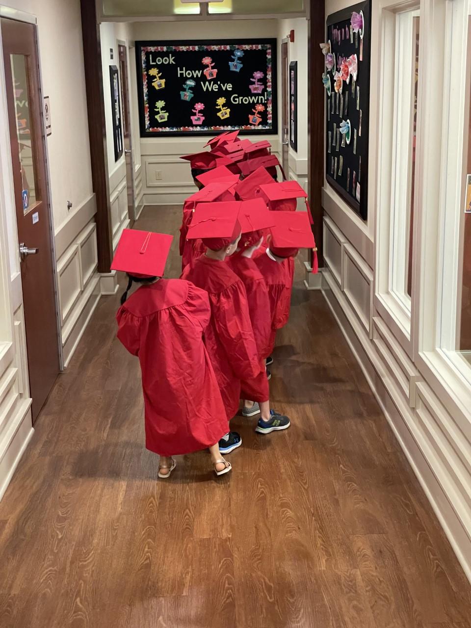 Pre- Kindergarten Graduate , See How We've Grown
