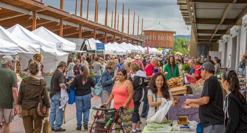 Seed The Future: Free Santa Fe Farmers' Market Institute Tours