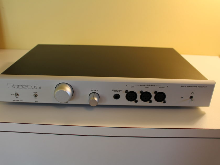 Bryston BHA-1 Headphone Amp
