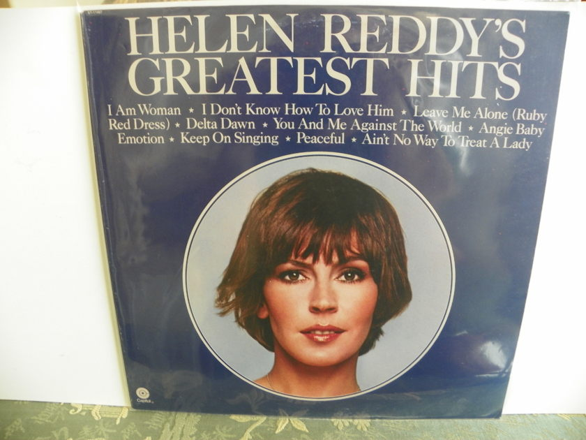 HELEN REDDY - GREATEST HITS NM incredible recording