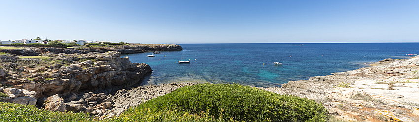 Mahón - Menorca is one of the most beautiful islands in the world and also offers attractive purchase properties