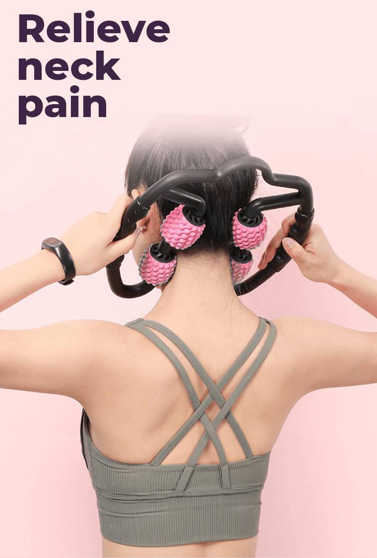 Cellulite massager roller. Best cellulite roller.Anti-cellulite massage roller. Anti-cellulite foam roller. Handheld massage tool.