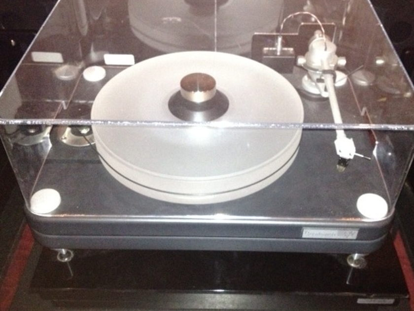 VPI  ScoutMaster with JMW-9 Arm Ginko Cover and platter Mint