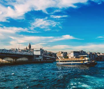 Must-visit: экскурсия по великому Босфору
