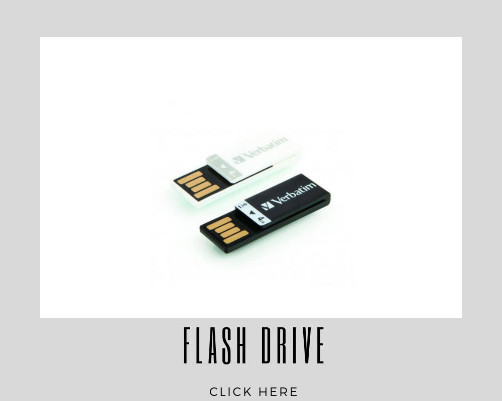 Corporate Flash Drive Money Clips