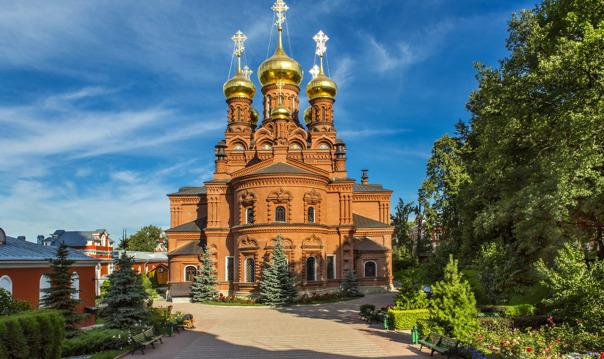 Святые окрестности Троице-Сергиевой Лавры