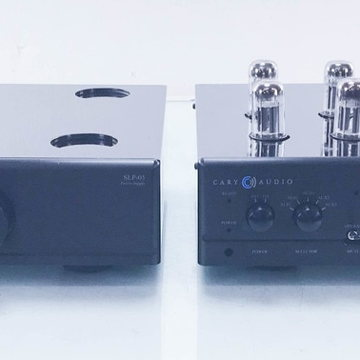 SLP-05 Stereo Tube Preamplifier (New / Open Box)