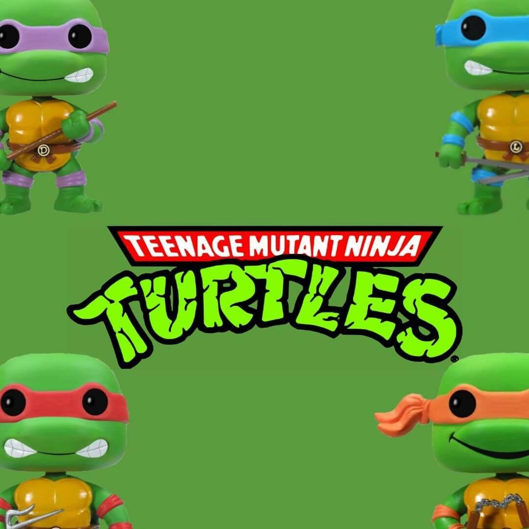 1000-3000, Bobble head, bobble-heads, Comics, Michelangelo, neca, Superhero, teenage-mutant-ninja-turtles, Tv series, leonardo, Donatello, Raphael