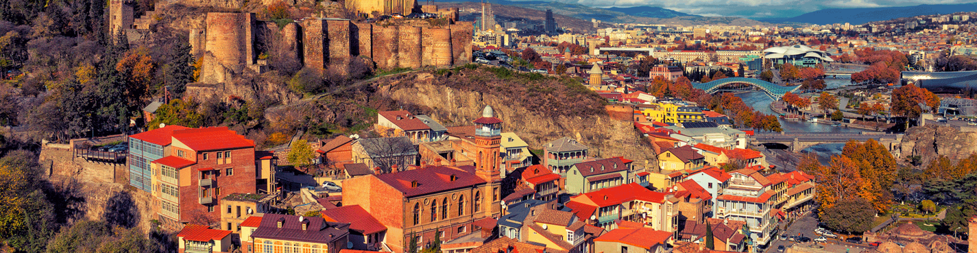 Обзорная экскурсия по Тбилиси