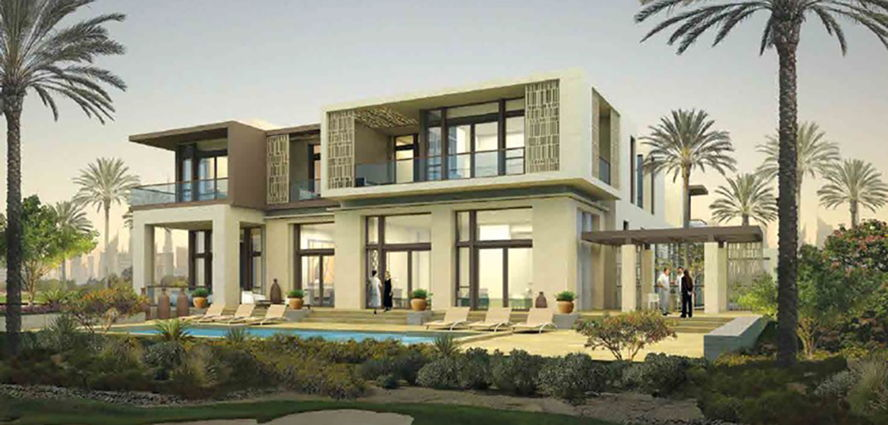 Dubai, United Arab Emirates - Dubai Hills Mansions Contemporary Collection