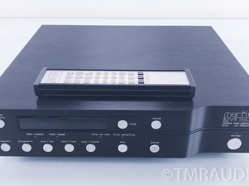 Mark Levinson No. 37 CD Transport; No.37 (2683)