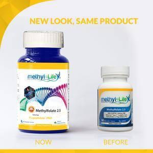 Methylfolate 2.5 mg Supplement