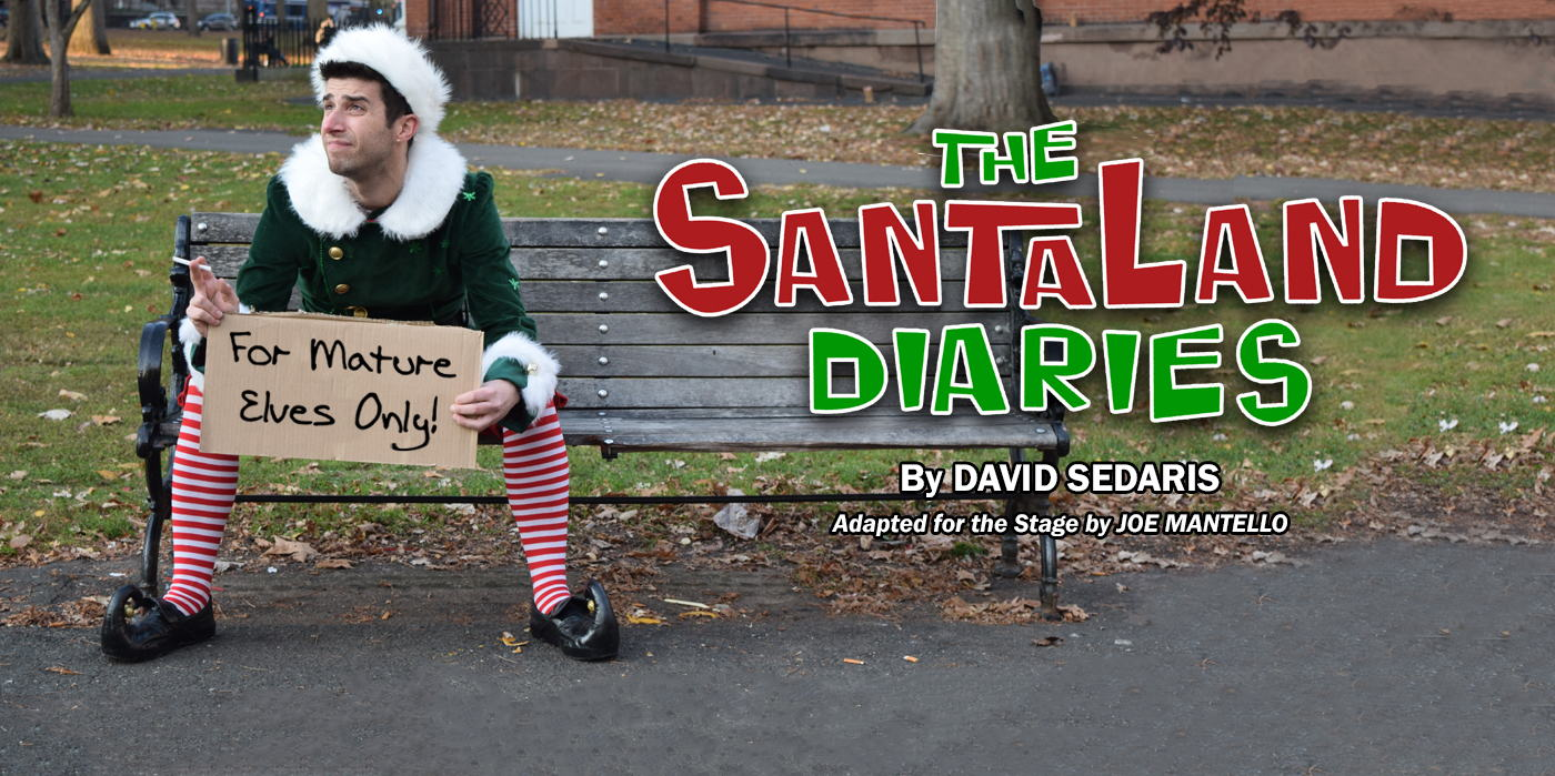 The Santaland Diaries at the Shubert Theatre