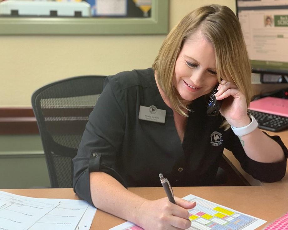 Ms. Jenkins , Executive Director