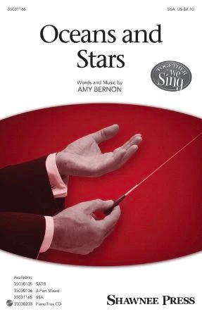 Oceans And Stars SSA - Amy Bernon