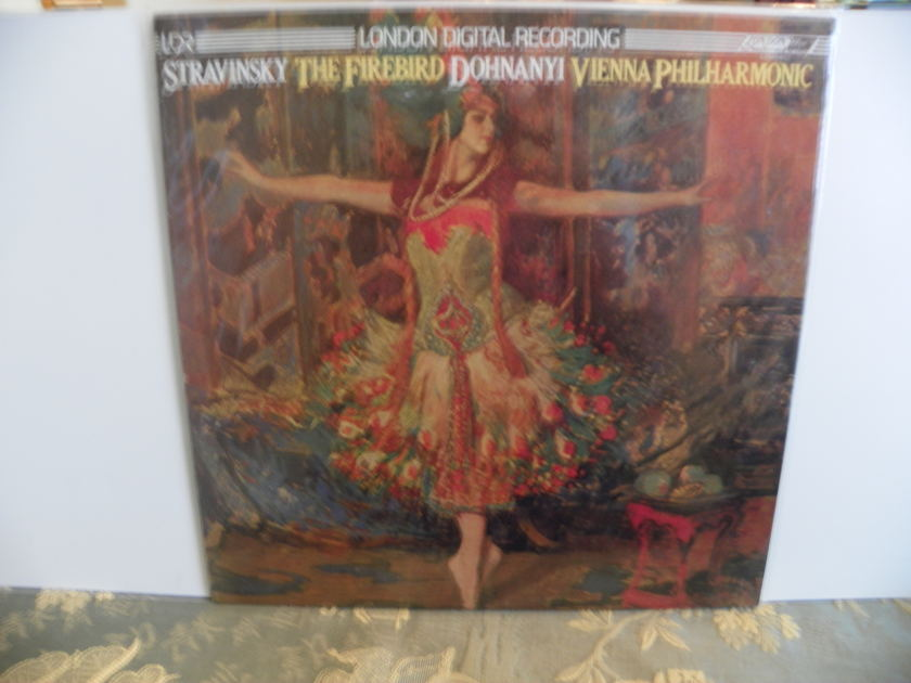 VIENNA PHILHARMONIC - STRAVINSKY THE FIREBIRD