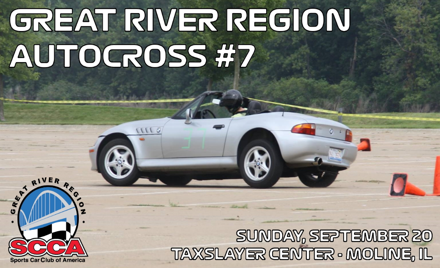 Great River Region SCCA Event #7