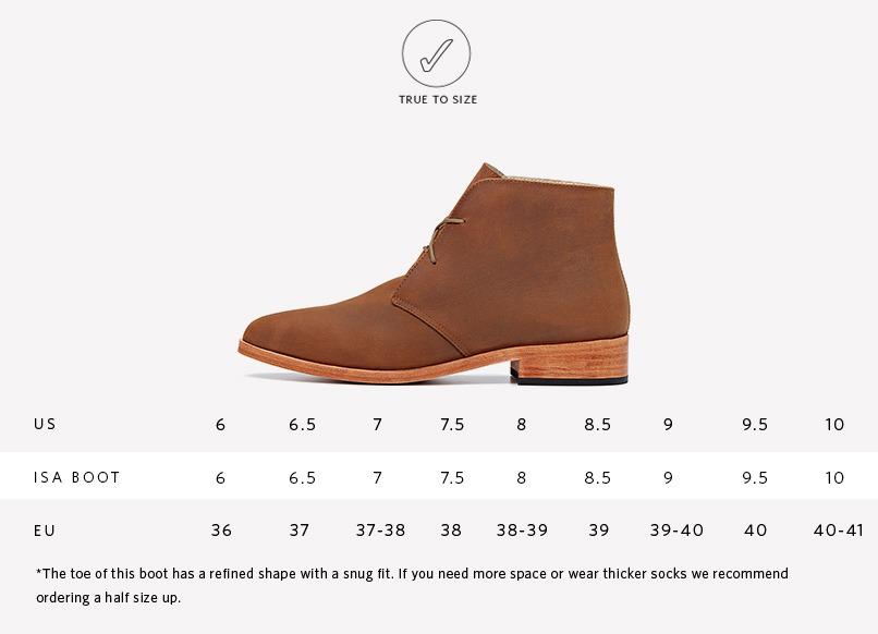 Nisolo Women's Chukka Boot