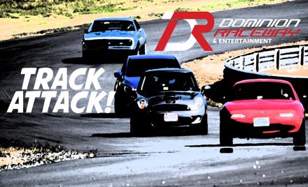DR Track Attack 10/27/17