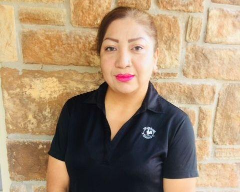 Ms. Mendoza , Chef