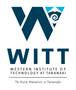 Western Institute of Technology at Taranaki (WITT) logo
