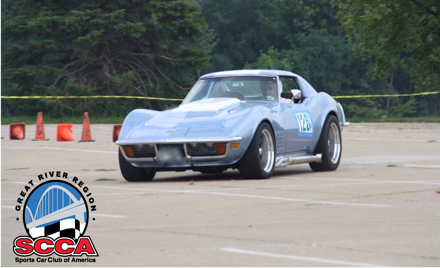 Great River Region Autocross Event #1