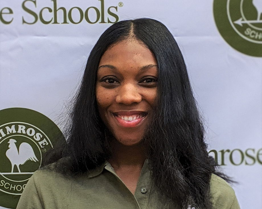 Ms. James , Preschool I Lead Teacher